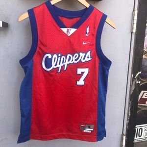 Los Angeles Clippers Lamar Odom Youth Small Jersey